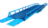 移动式登车桥